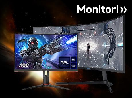 gaming monitori